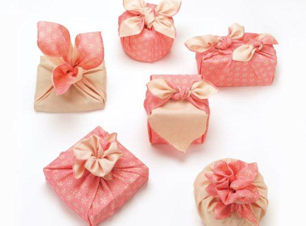 furoshiki rosa